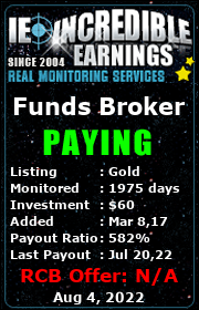 incredible-earnings.com - hyip funds broker