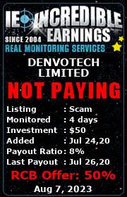 ссылка на мониторинг https://incredible-earnings.com/?a=details&lid=6387