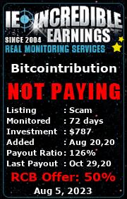 ссылка на мониторинг https://incredible-earnings.com/?a=details&lid=6408